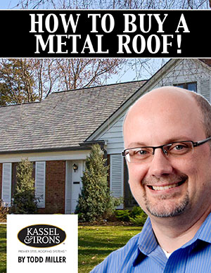 How To Buy A Metal Roof ebook