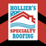 holliers specialty roofing logo