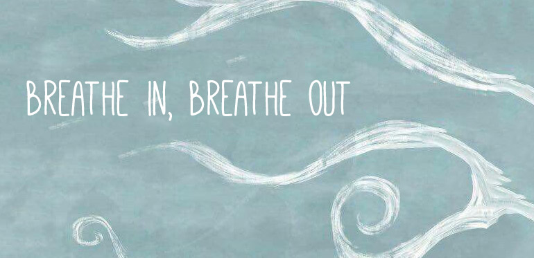 Ventilation Breathe In Breathe Out