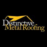 distinctive metal roofing pittsburgh logo