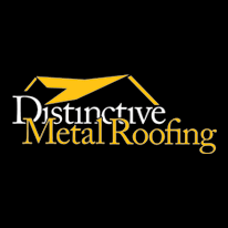 distinctive metal roofing pittsburgh logo