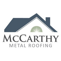 mccarthy metal roofing logo